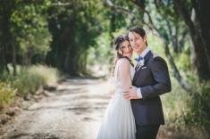 Wedding in Violet Town