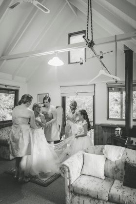 A wedding in Harrietville