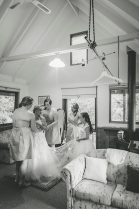 A wedding in Harrietville