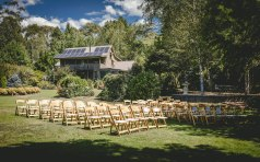 Wedding Ceremony in Harrietville