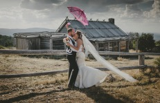 Craigs Hut Wedding Photos 2