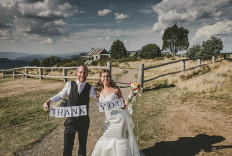 Craigs Hut Wedding Photos