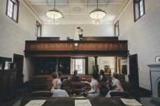 Beechworth Historic Court House Wedding 2