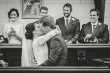 Beechworth Historic Court House wedding 4