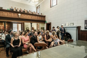 Beechworth Historic Court House wedding 5