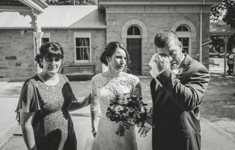 Beechworth Historic Court House wedding 6