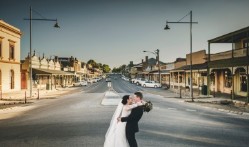 Beechworth Wedding
