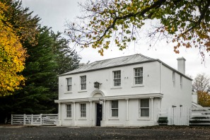 Georgian style in Woodend
