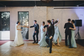 The George Kerferd Hotel wedding