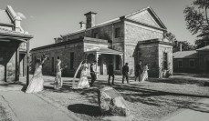 Wedding at the Beechworth Historic Court House 2