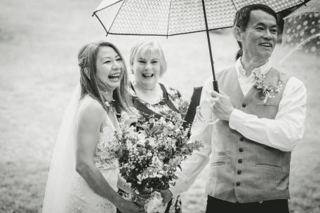 Porepunkah-wedding