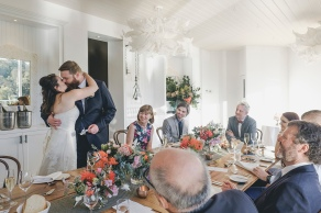 The Lake House Daylesford Wedding