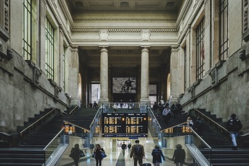 Milan Centrale Station 2