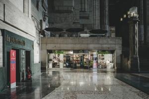 Milan Centrale Station 5