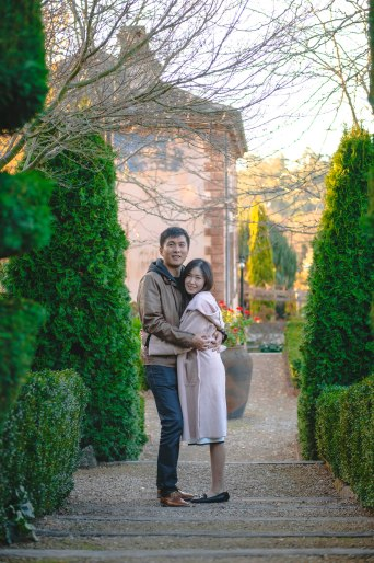 Hepburn-Springs-Engagement-Photos